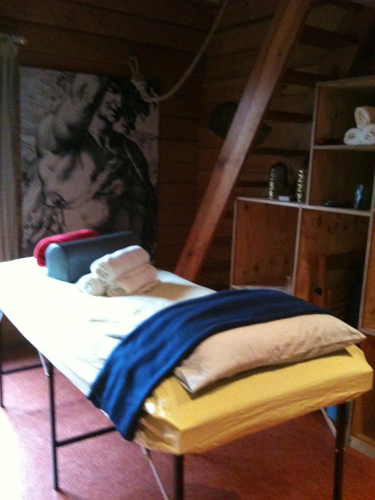 massage tafel Lydia Snoeck