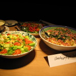huisgemaakte salades
